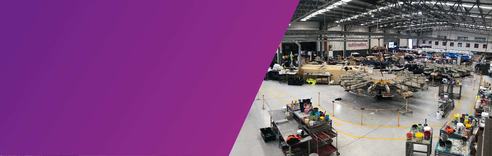 Take a tour of our <br/>S.E.QLD facility.